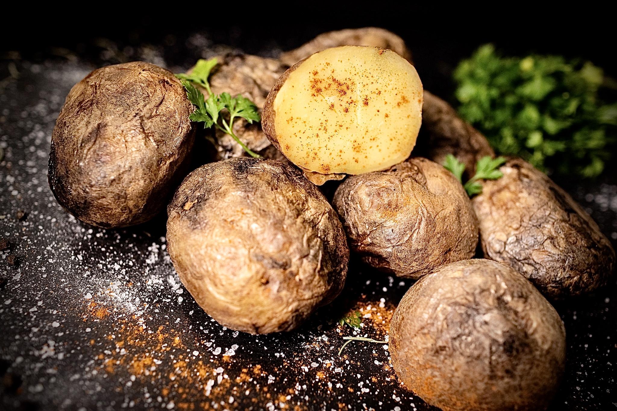 cartofi in jar